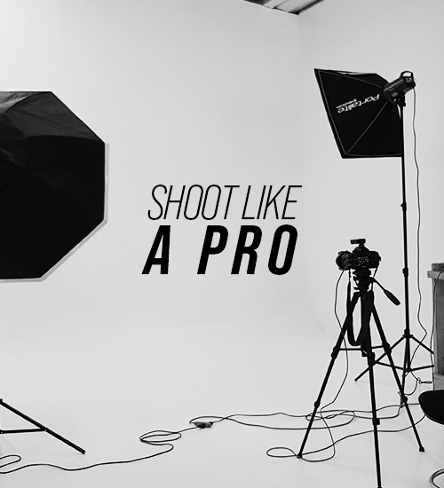 Shoot like a pro